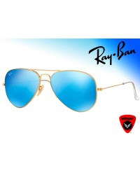 Ray-Ban Aviator Sky Flash