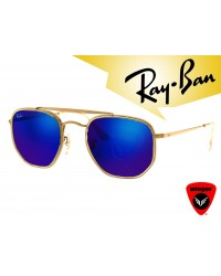 Ray-Ban Marshal Sunglass 3 (Blue)