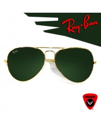 Ray-Ban Pilot Aviation Sunglass 1 (Green)
