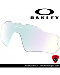 OAKLEY Radar EV Replacement Lens (WHITE RAINBOW COATED DAY/NIGHT)