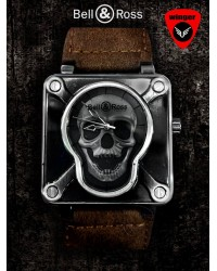 Bell & Ross Skull Watch 3 (Chocklet)