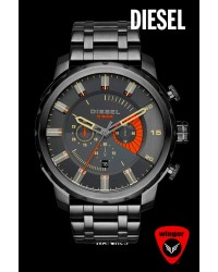 DIESEL Stronghold Watch 1 (Grey)