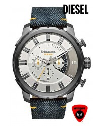 DIESEL Stronghold Watch 2 (Denim Edition)