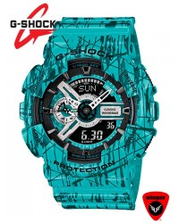 G SHOCK GA-110 Watch Slash Pattern B11