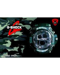 G-Shock CAMO-PACK Watch (Forest)