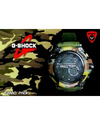G-Shock CAMO-PACK Watch (Green)