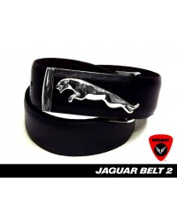 Jaguar Leather Belt 2