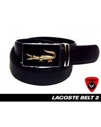 Lacoste Leather Belt 2