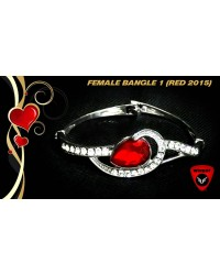 Female Bangle 1 (Red 2015)