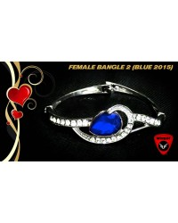 Female Bangle 2 (Blue 2015)