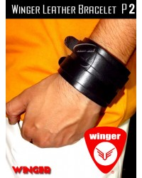 Winger Leather Bracelet P2
