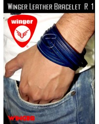 Winger Leather Bracelet R1