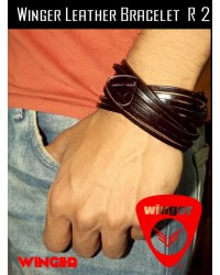 Winger Leather Bracelet R2