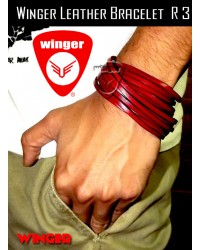 Winger Leather Bracelet R3