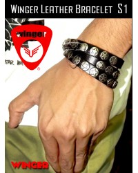 Winger Leather Bracelet S1