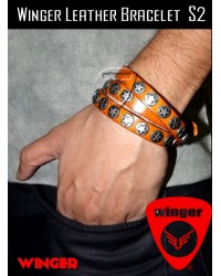Winger Leather Bracelet S2