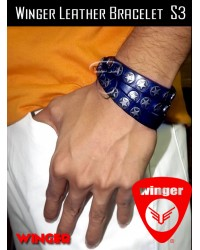 Winger Leather Bracelet S3