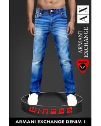 Armani Exchange DENiM 1