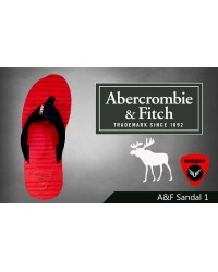 A&F Sandal 1 (Red)