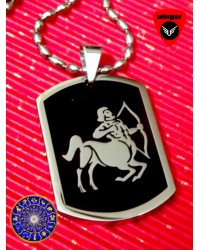 SAGITTARIUS ZODIAC Sign Locket(with Chain)