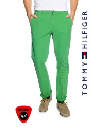 Tommy Hilfiger Green Chino