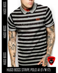 HUGO BOSS Stripe Polo A1 (F/W 17)