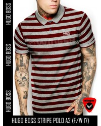 HUGO BOSS Stripe Polo A2 (F/W 17)