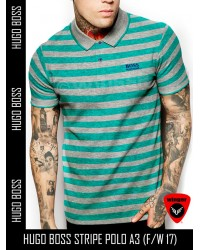 HUGO BOSS Stripe Polo A3 (F/W 17)