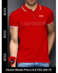 Hugo Boss Polo E2 (SS 2016)