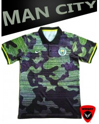 Man City Polo 1 17/18 (Camo)
